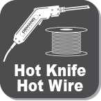 Hot Knife Hot Wire